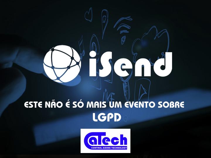 iSend Webinar – LGPD Parte II